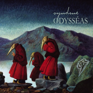 SYNDONE - ODYSSEAS (papersleeve CD)