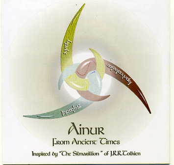 AINUR - FROM ANCIENT TIMES (CD)