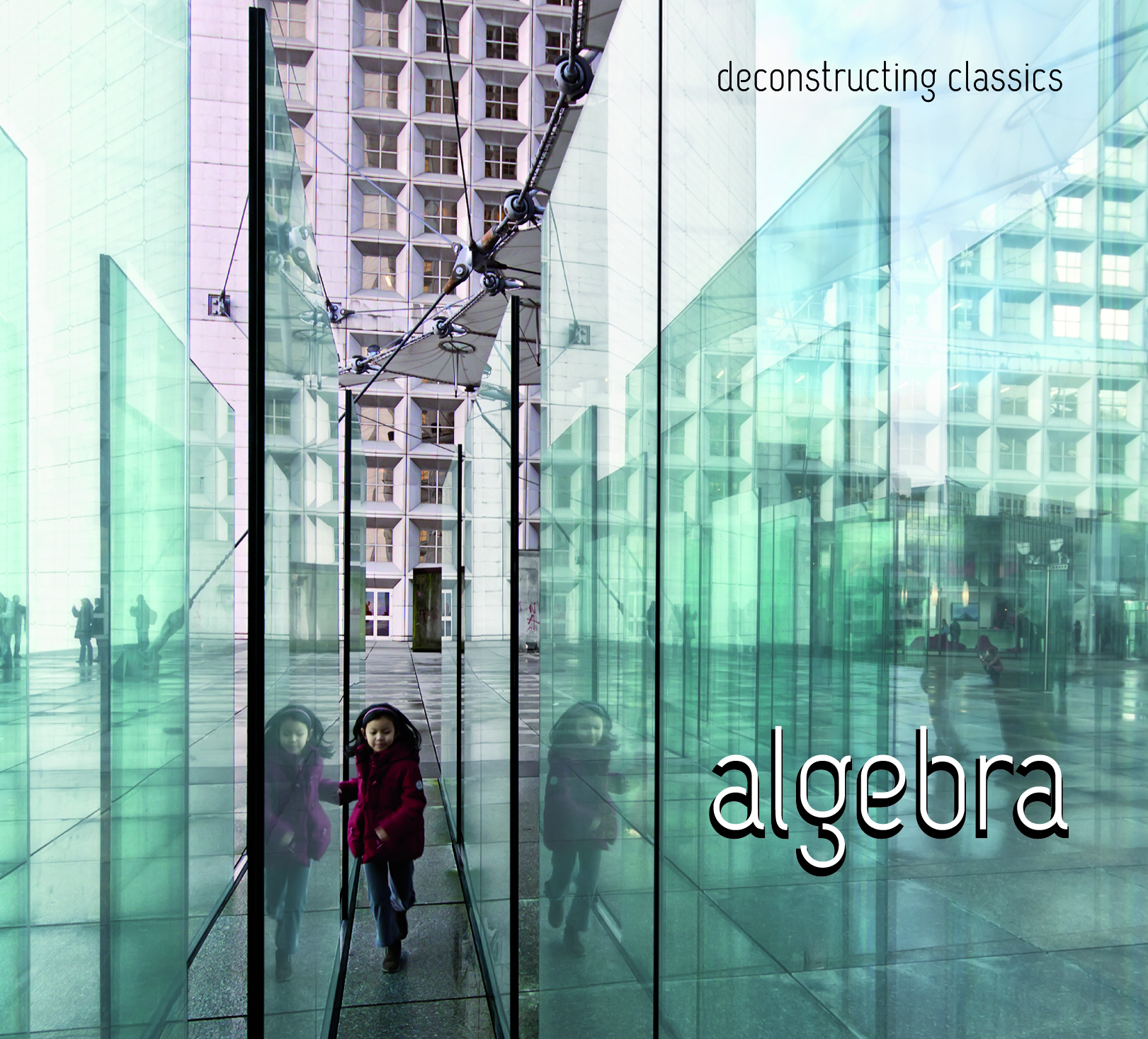 Algebra - Deconstructing Classics 2Cd Papersleeve