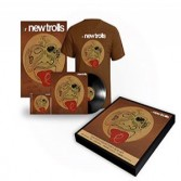 UT NEW TROLLS - E' BOX (CD limited + LP+ Poster + T-shirt)