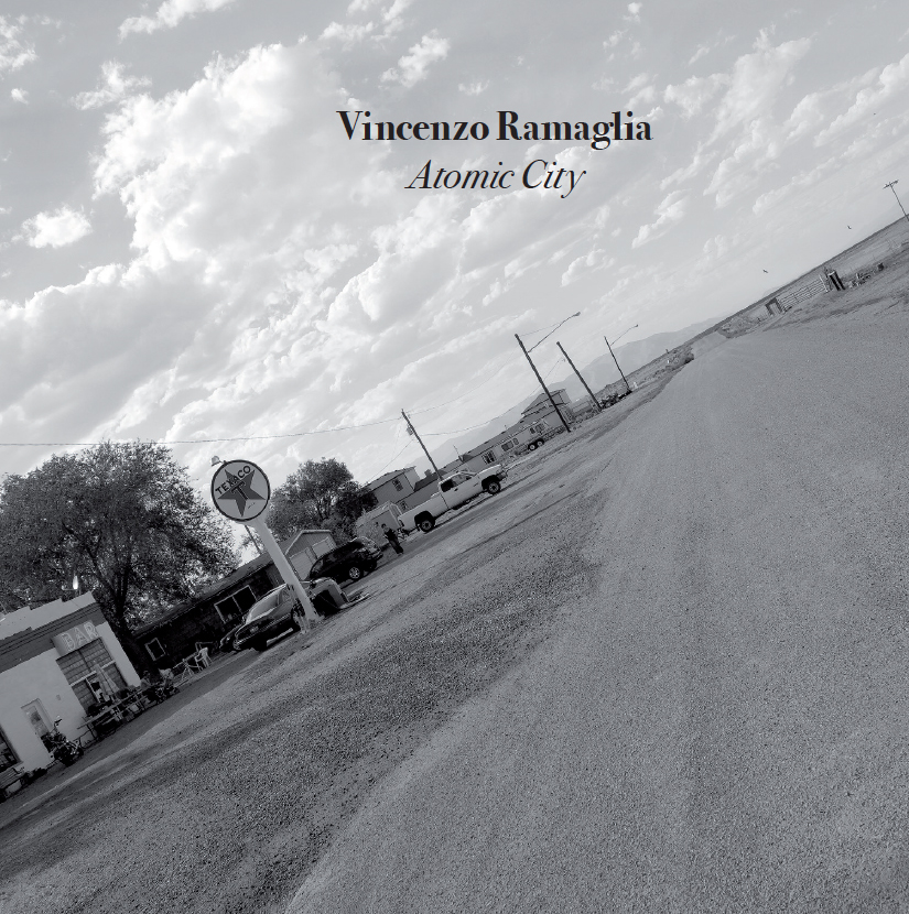 Vincenzo Ramaglia - Atomic City Cd Papersleeve