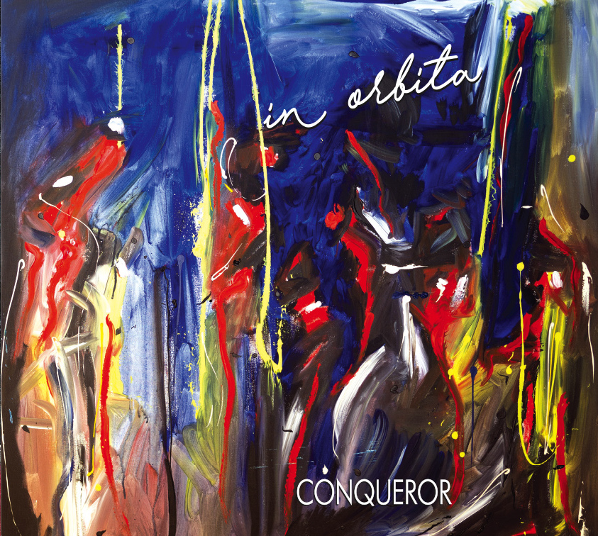 Conqueror – In Orbita CD Digipack