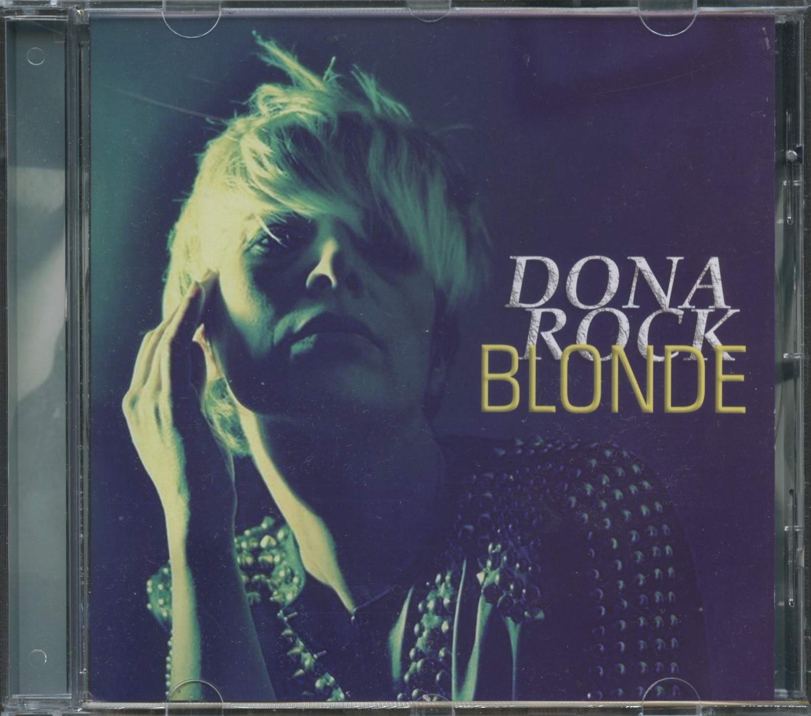 DONA ROCK - Blonde CD