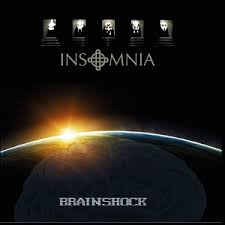 "Insomnia - ""Brainshock"" Cd"
