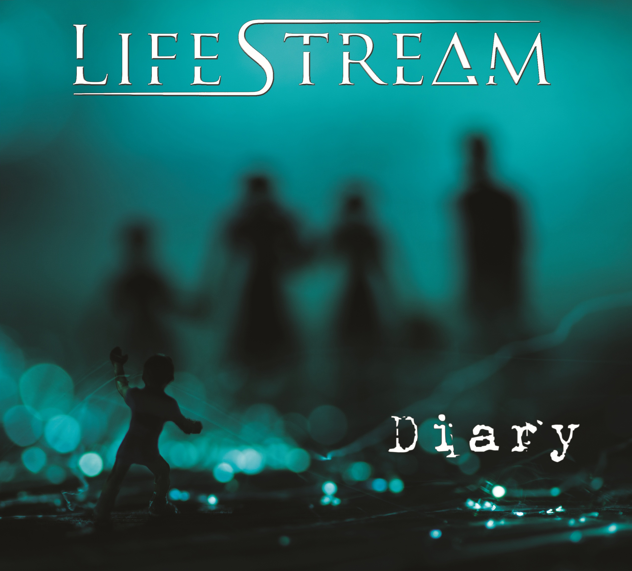 LIFESTREAM - Diary CD