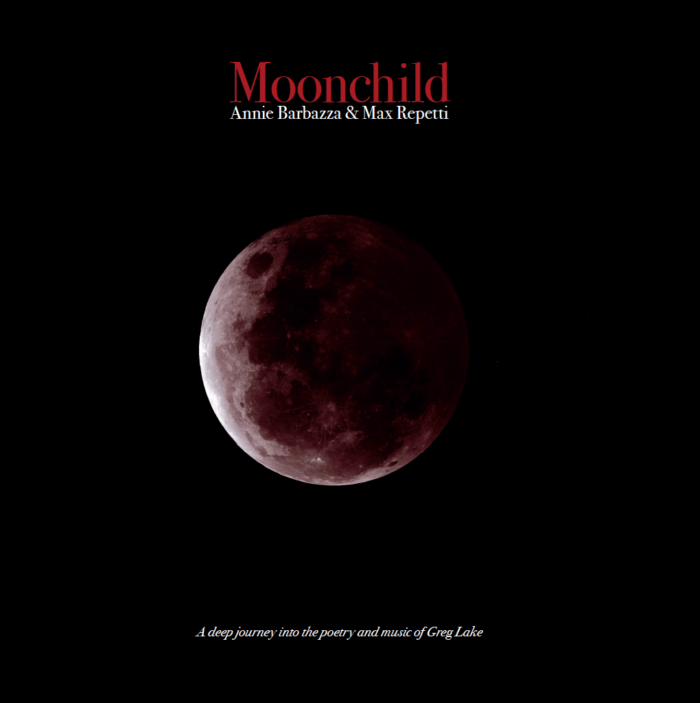 Annie Barbazza & Max Repetti - MOONCHILD CD Papersleeve