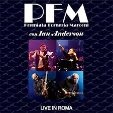 "PFM - ""Live in Roma"" 2LP   LIMITED EDITION"