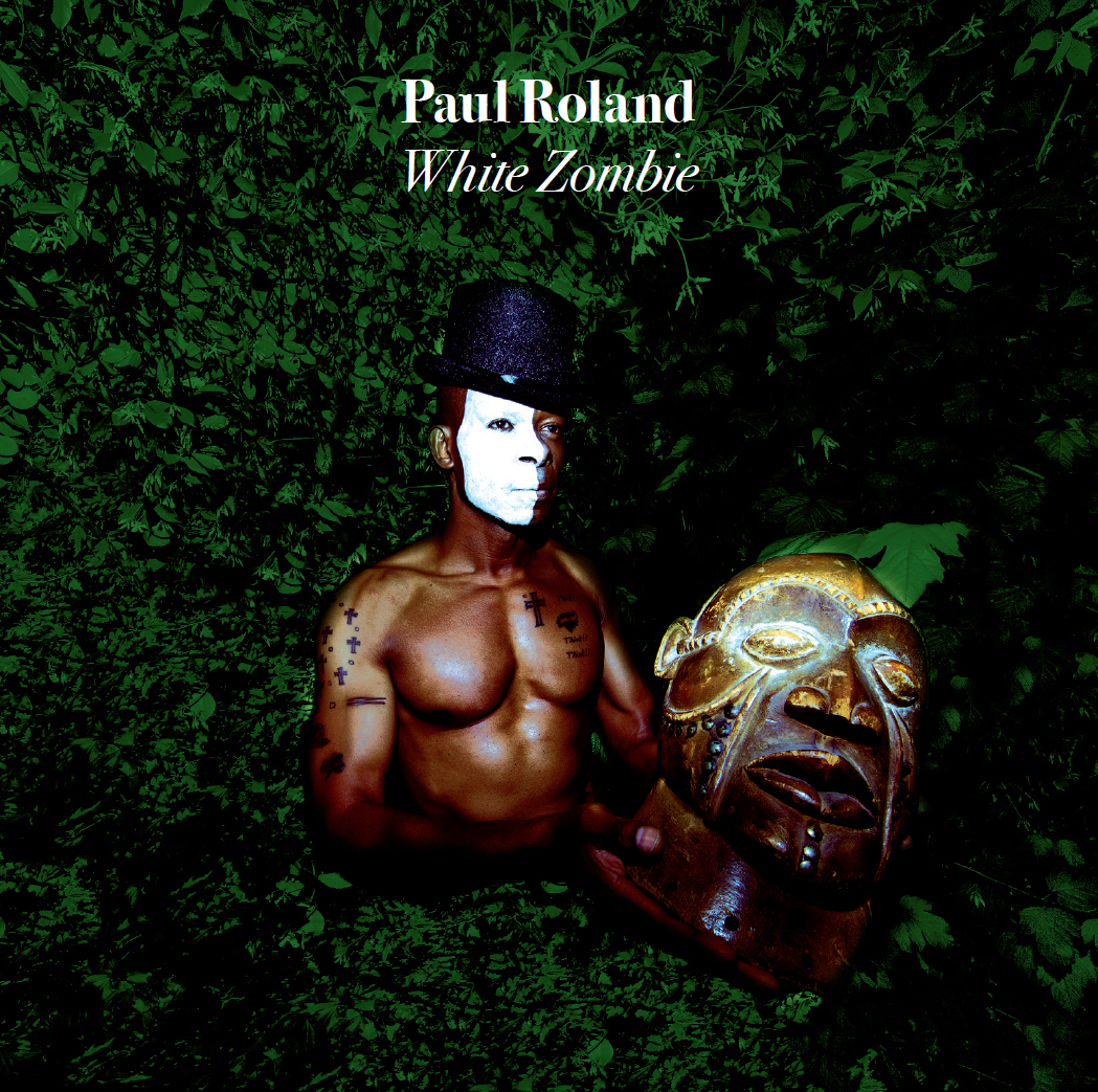 Paul Roland – White Zombie  CD limited Cd