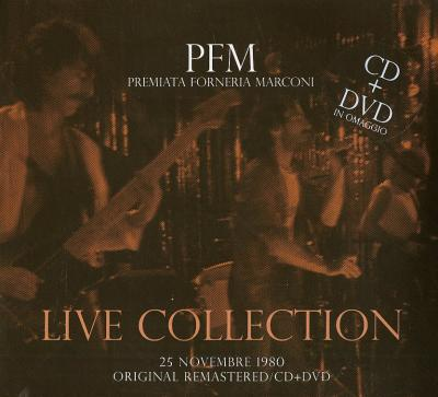 PFM - LIVE COLLECTION - I Concerti Live @ Rsi  25 Novembre 1980