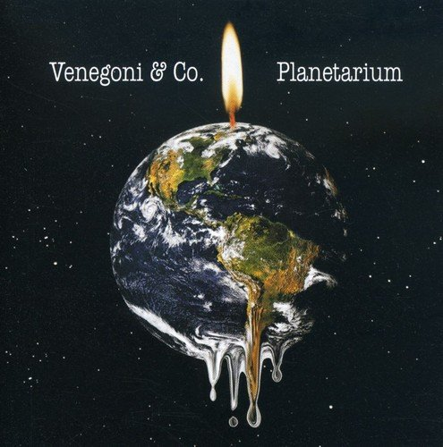 VENEGONI & Co . Planetarium (CD)