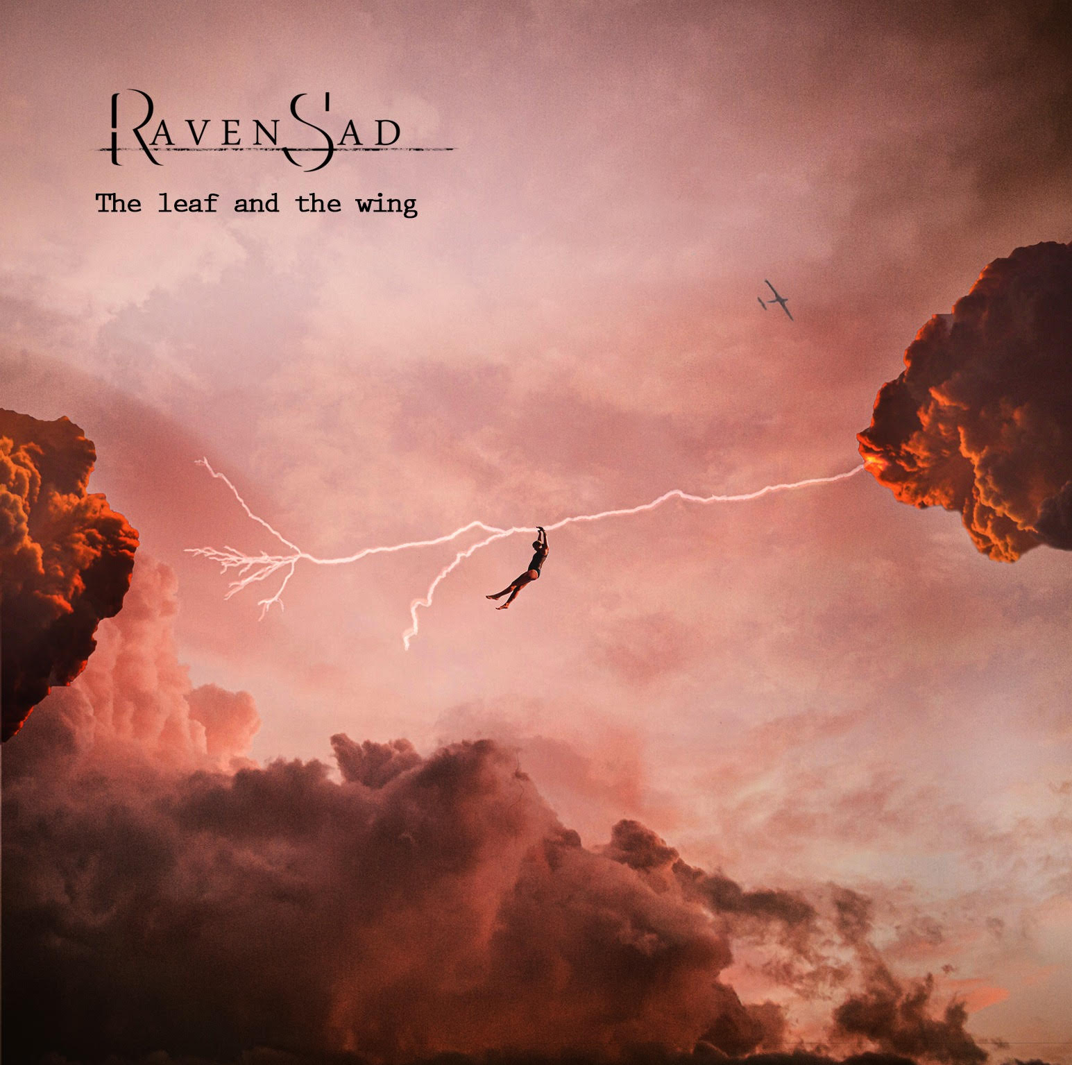 "RAVEN SAD - ""The leaf and the wing\"" CD"