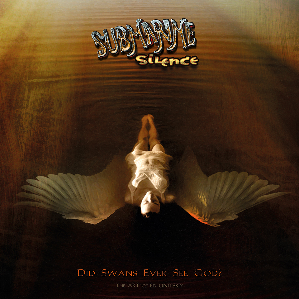 "SUBMARINE SILENCE - ""Did Swans Ever See God?""  CD Digipack"