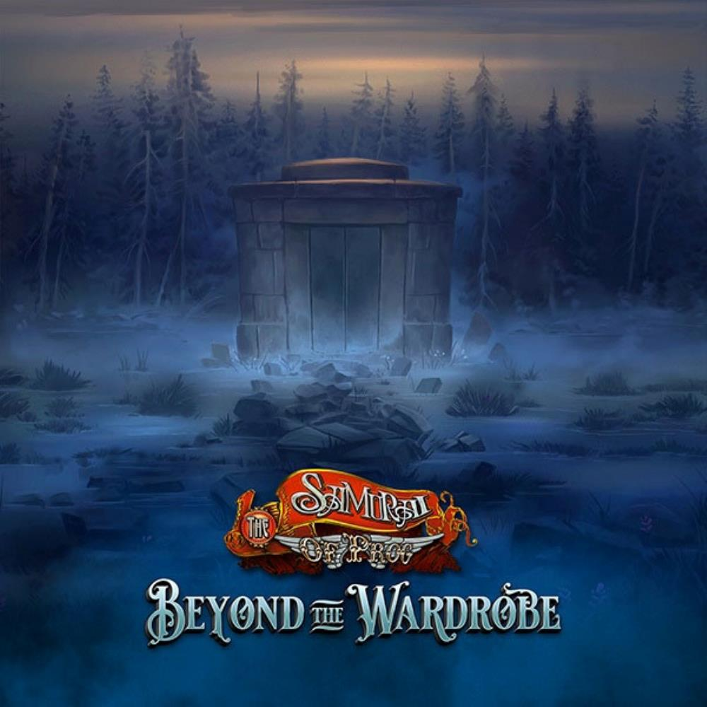 "The Samurai Of Prog- ""BEYOND THE WARDROBE""Cd Digisleeve"