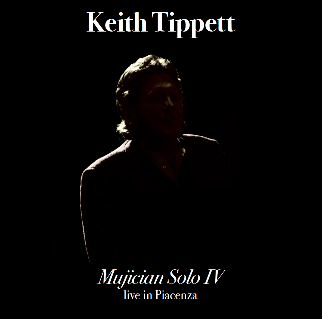 Keith Tippett - Mujician Solo IV CD Papersleeve