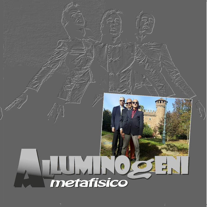 ALLUMINOGENI - Metafisico Cd