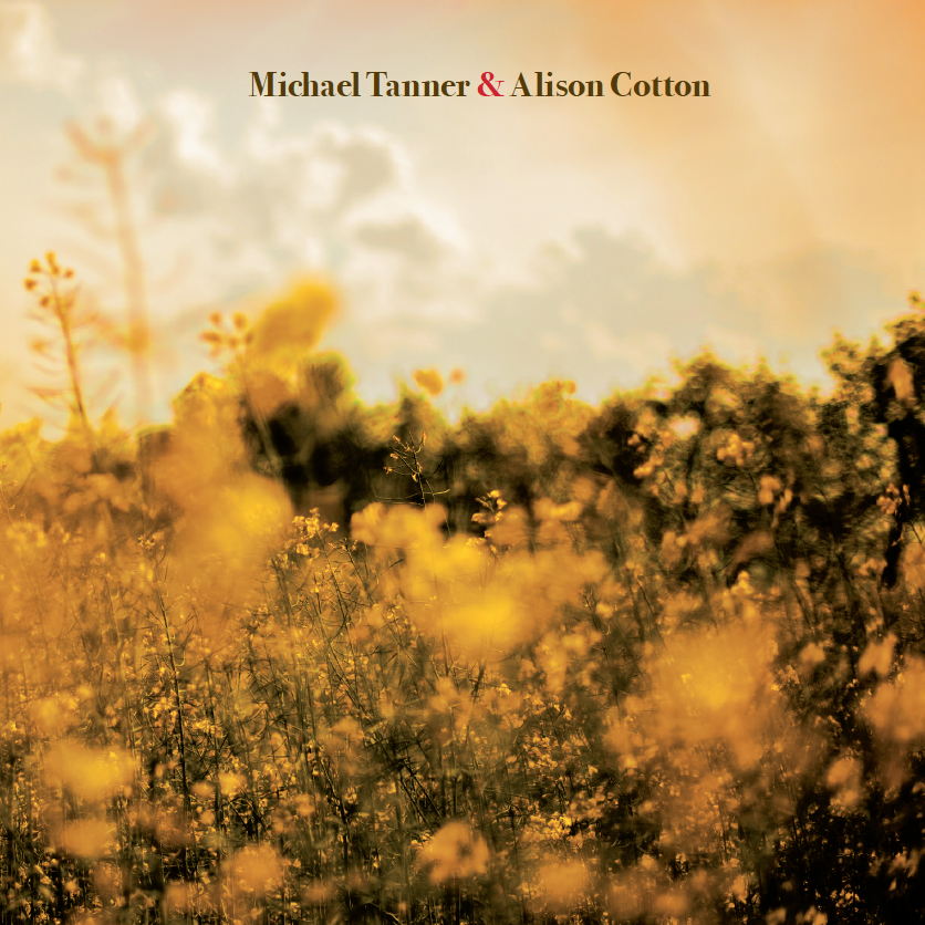 Michael Tanner & Alison Cotton – Same  CD limited hand numbered