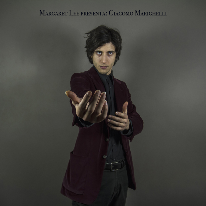 GIACOMO MARIGHELLI - Margaret Lee CD