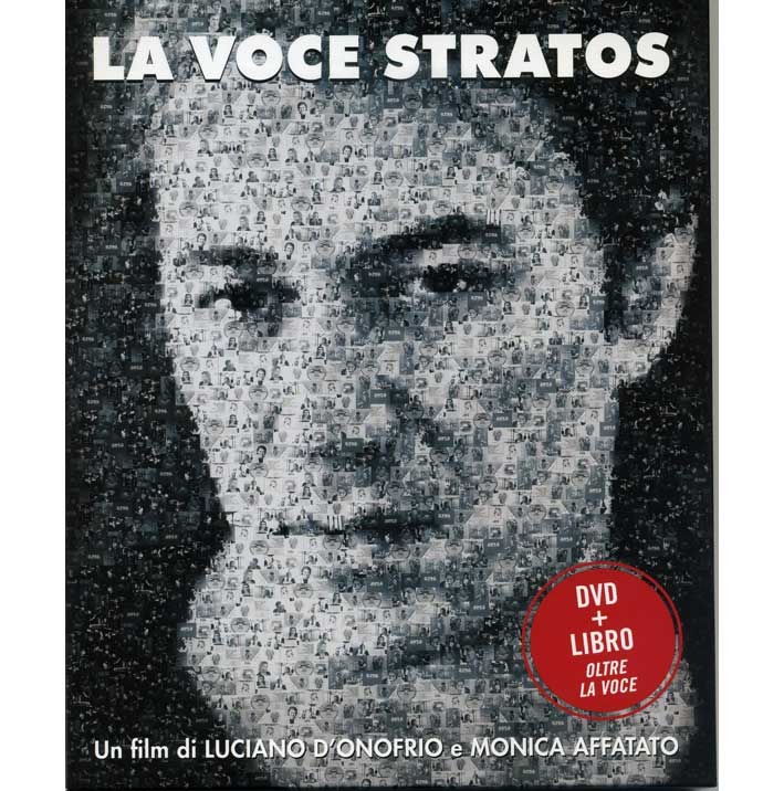 AAVV - LA VOCE STRATOS (DVD+book)
