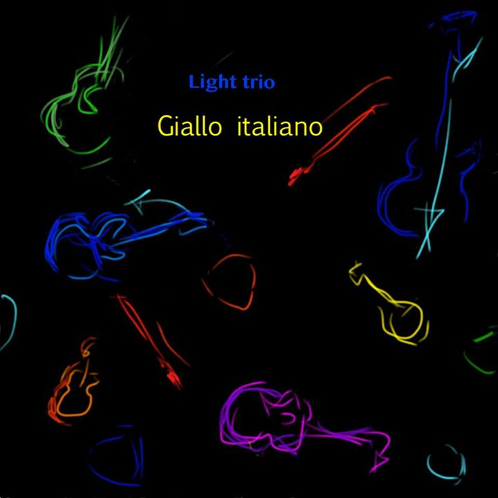 LIGHT TRIO - GIALLO ITALIANO (CD)