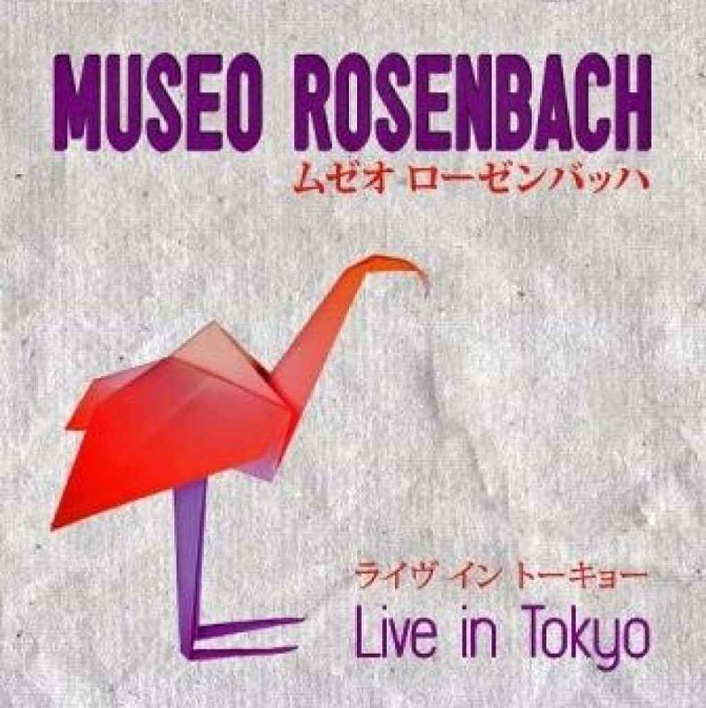 MUSEO ROSENBACH - Live in Tokyo (2CD Papersleeve)