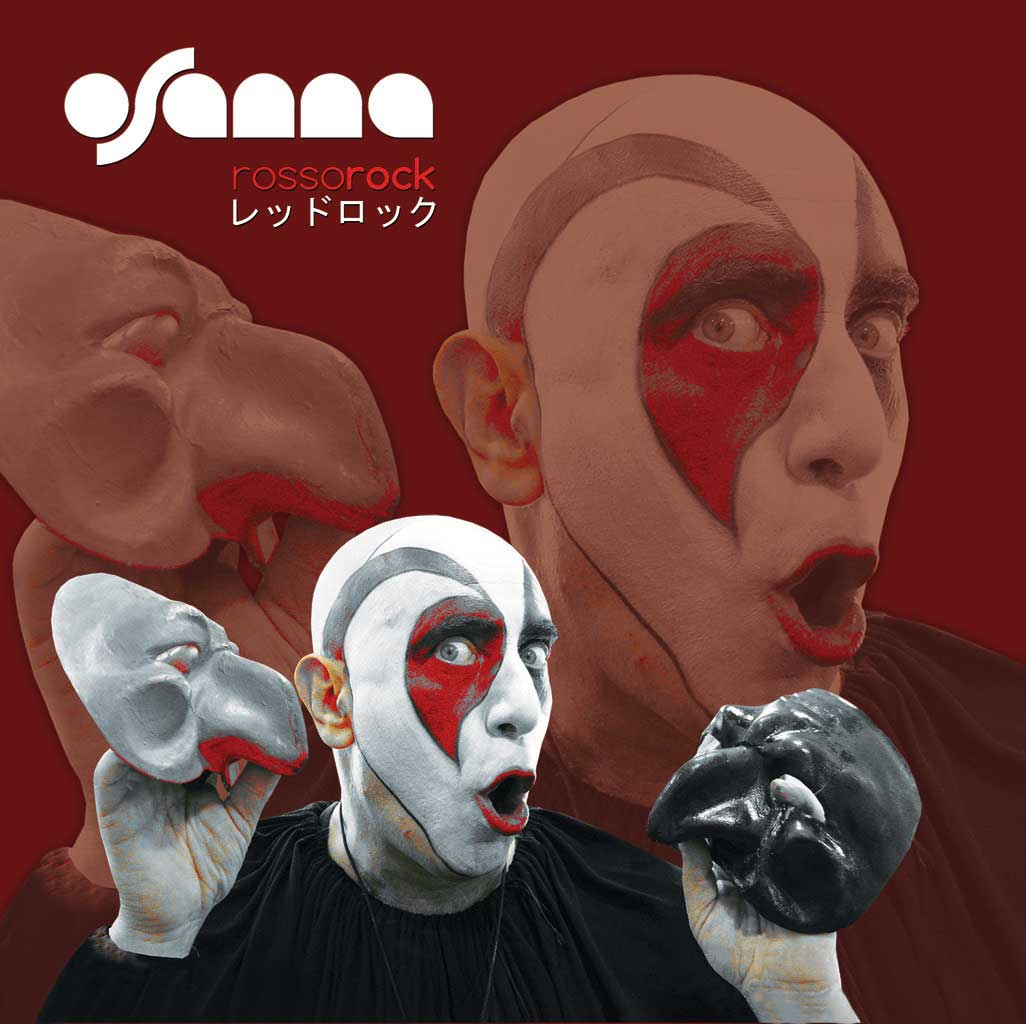 OSANNA - ROSSO ROCK (CD papersleeve)