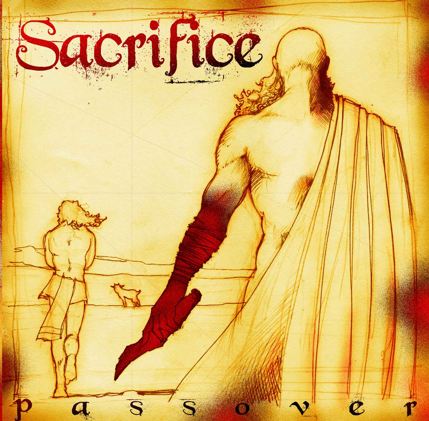 PASSOVER - SACRIFICE (CD)