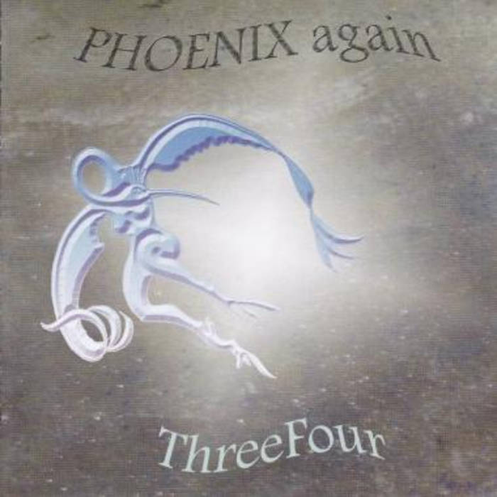 PHOENIX AGAIN - Threefour CD