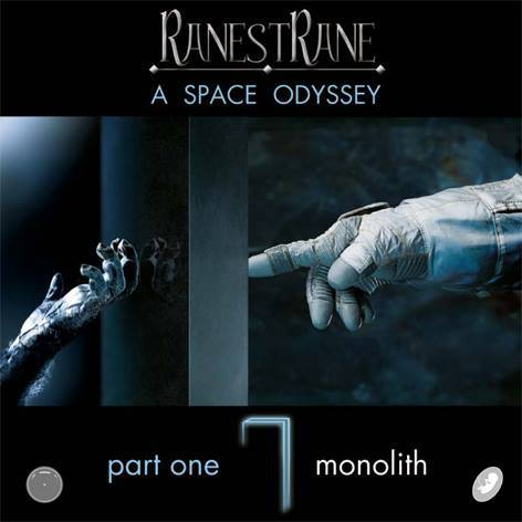 RanestRane - A Space Odyssey, part one - monolith (CD)