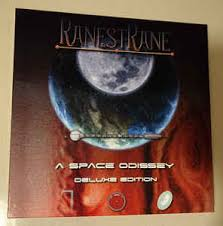 RANESTRANE - A Space Odyssey Boxset 3 LP colored + book