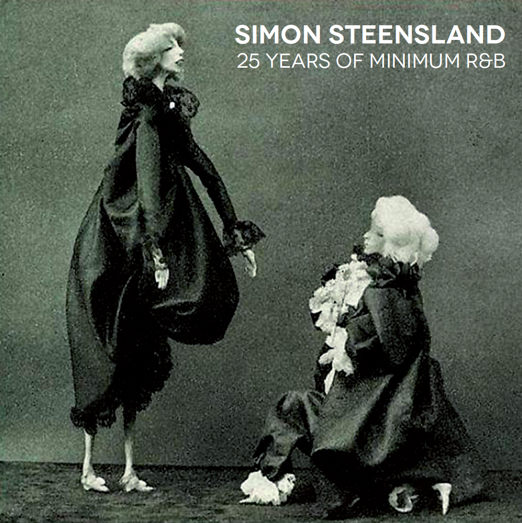 Simon Steensland – 25 Years of Minimum R&B  (2Cd)