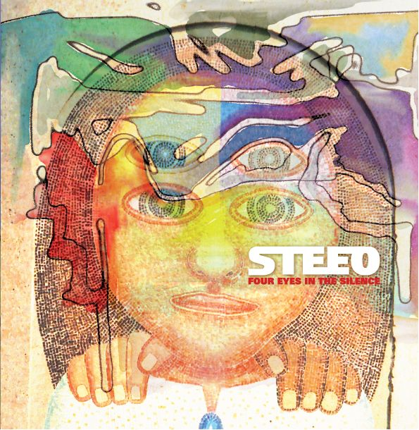 STEEO - Four eyes in the silence (CD)