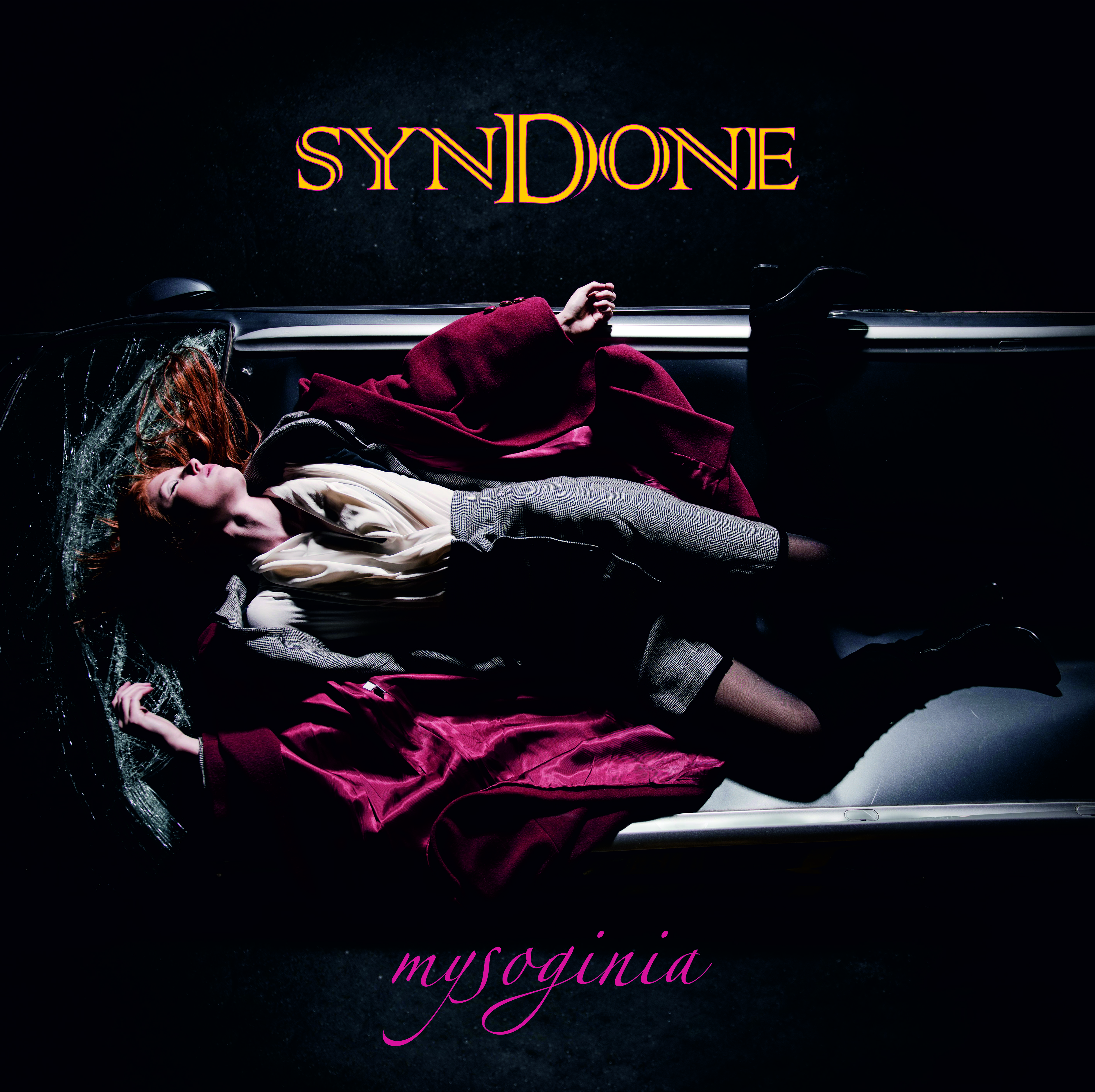 SYNDONE - Mysoginia  LP Papersleeve
