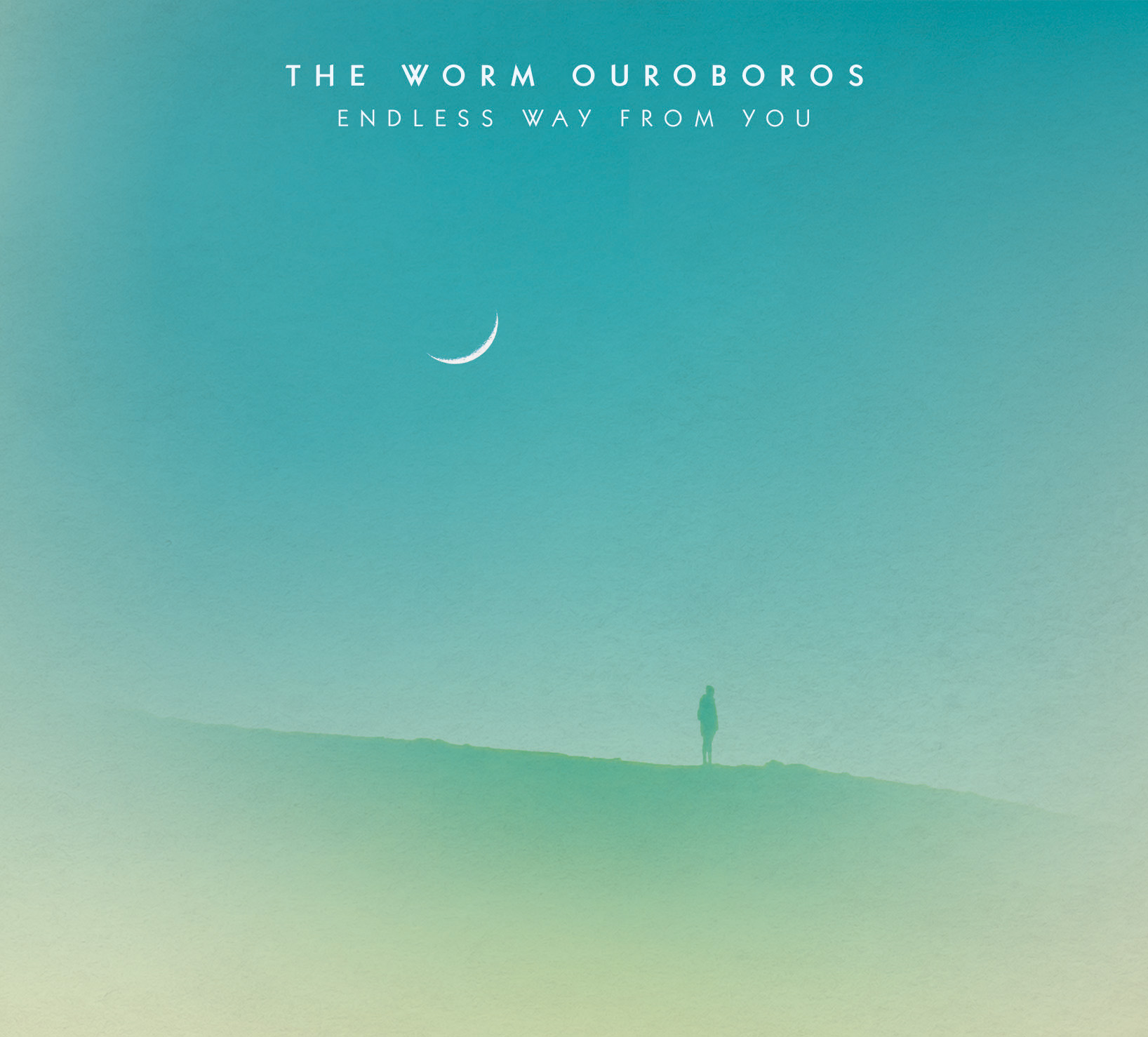 THE WORM OUROBOROS - Endless way from you CD