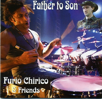 CHIRICO FURIO & FRIENDS - FATHER TO SON (CD)
