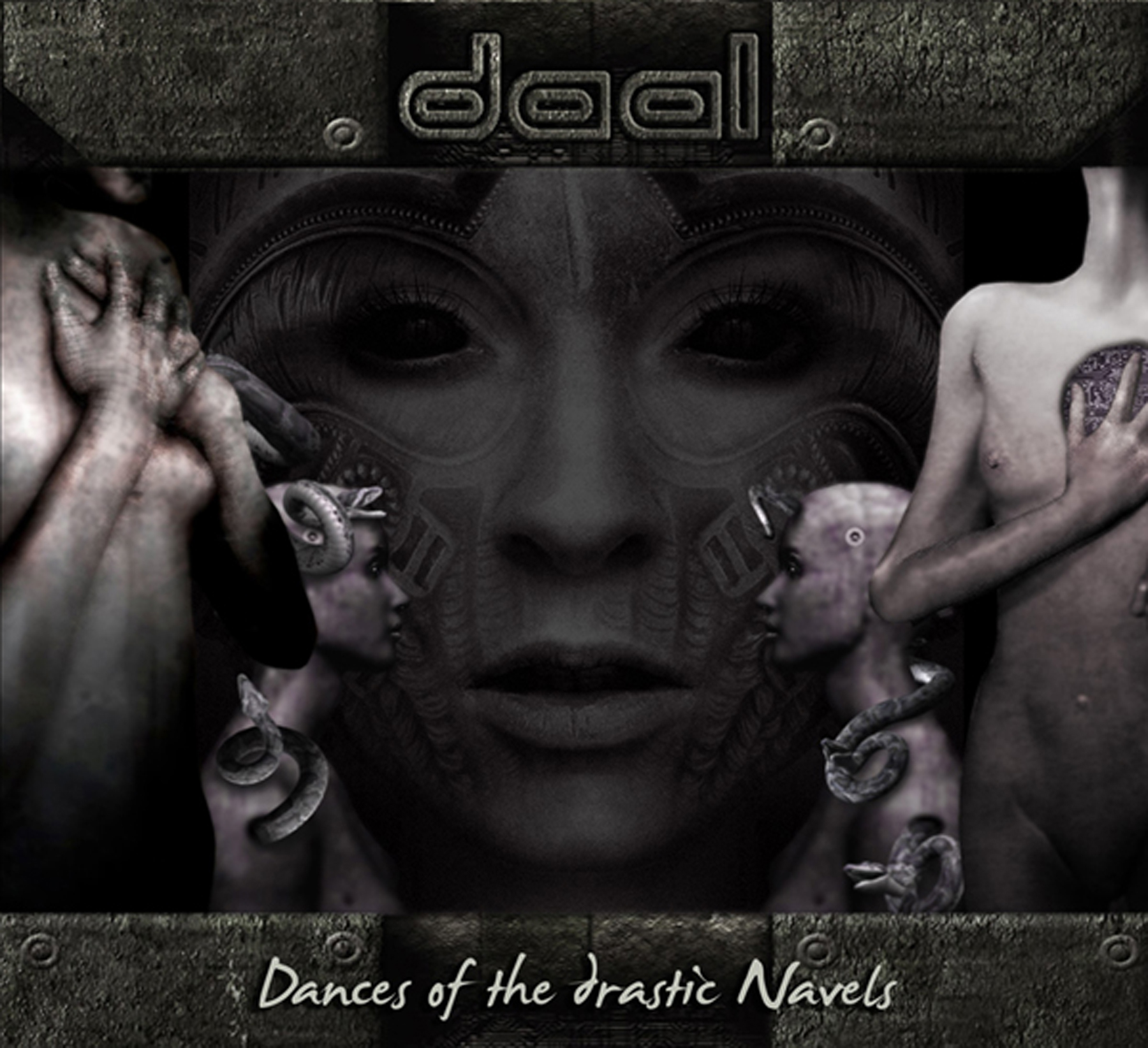 DAAL - Dances of the Drastic Navels CD Digipack