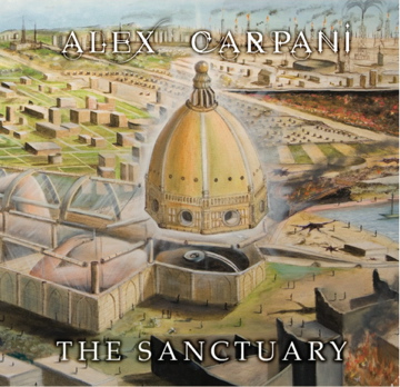 ALEX CARPANI - The Sanctuary (Digipack CD)