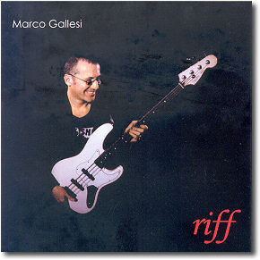 GALLESI MARCO - RIFF (CD)
