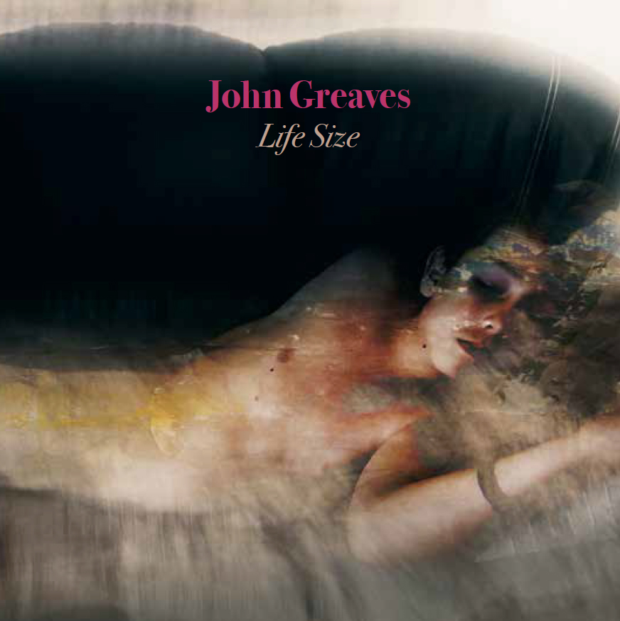John Greaves - Life Size Gatefold Coloured Vinyl