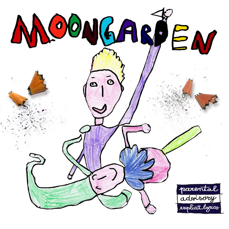 MOONGARDEN - A Vulgar Display Of Prog (CD digipack)
