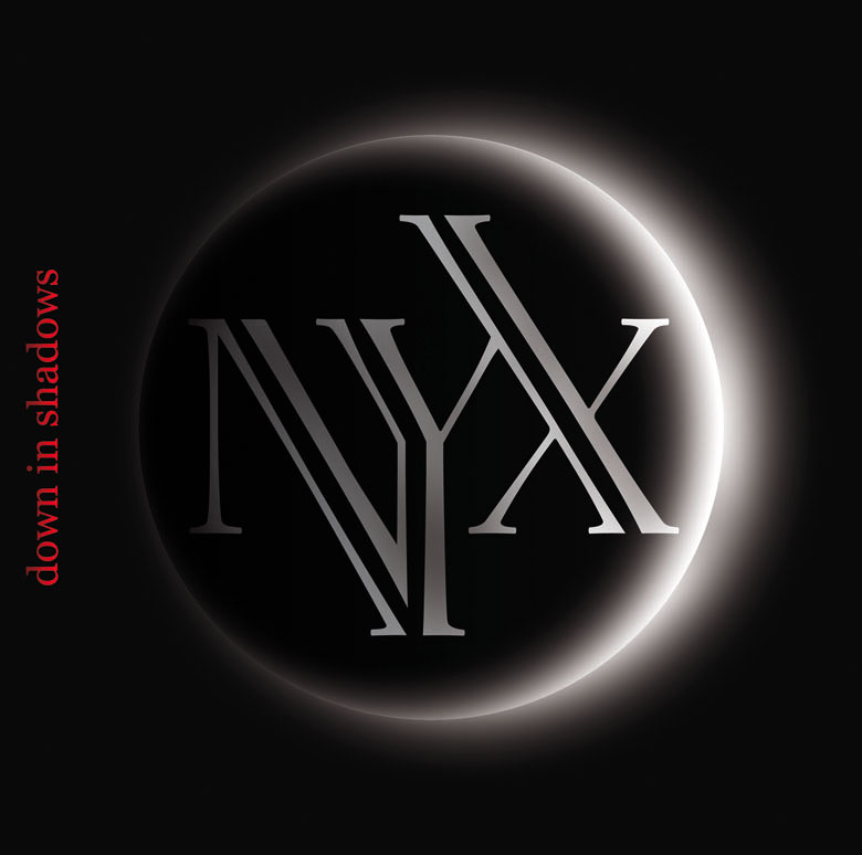 "N.y.X. feat. David Jackson andTrey Gunn - ""Down in Shadows"" (CD)"
