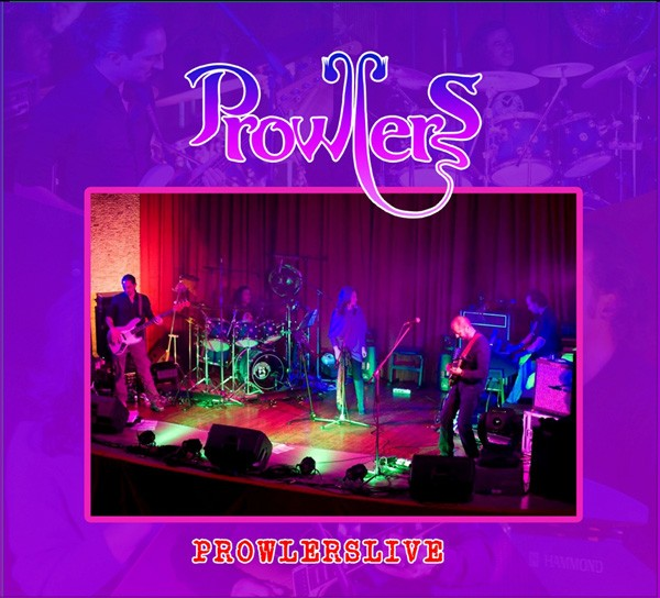 PROWLERS - Prowlers Live CD Digipack